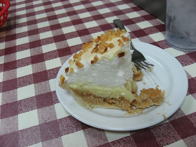 """031409 """"Pi"""" day at Gibsons."""