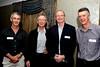 Robert Stoddard, John Cartmill, Jeremy Bunker and Bruce Penman