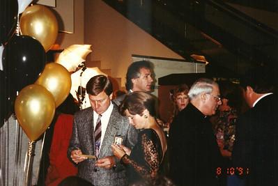 BMHS--Class of '71 20th Class Reunion 1991