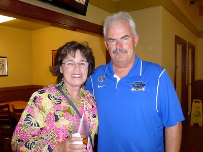 Mary & Pat