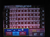 """Final score of the last game.  Jeff, Shirley, Dave """"The Champ"""" Merle, Tricia """"I was a quarterback in high school"""" Fusco, and Denis """"Double Down Dark Horse"""" O'Connor.  I'm having trouble with the math here.  Is 116 more than 109?  But....how could that be???  That means......oh yes.  Yes, it does.  That's exactlymiente what that means."""