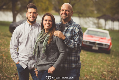 102917 Clobes Family Family Photo Session Gretna, Nebraska  Photos by Nate Olsen