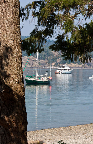 Herriot Bay Moorage