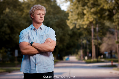 080120 Colby Scholl Senior Portraits Olsen Photography Nate Olsen Gretna, Nebraska