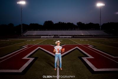 082420 Cole Lammel  Senior Portrait Photography Senior Photographer Senior Football Photos Olsen Photography Nate Olsen Omaha, Nebraska