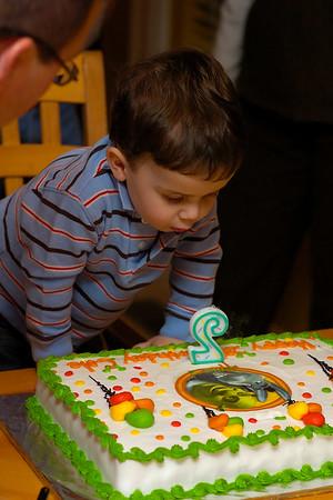 Cole 2nd Birthday