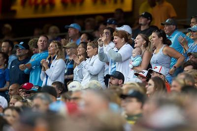 North Carolina vs Oregon State NCAA College World Series