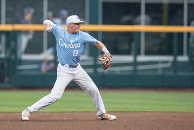North Carolina vs Oregon State NCAA College World Series