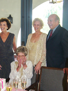 Adrienne, Concetta, Grace, and Vinnie