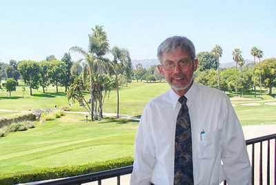 Joey at the Wilshire Country Club