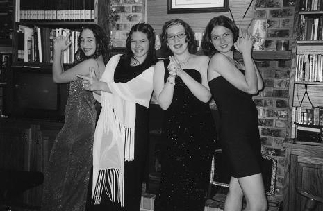 """""""Charlies Angels"""" Homecoming 2001"""