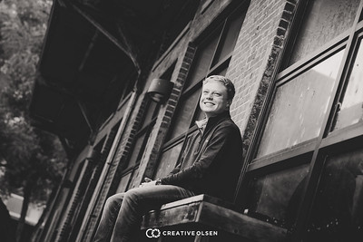 081818 Connor Lammel Senior Portraits Omaha Nebraska