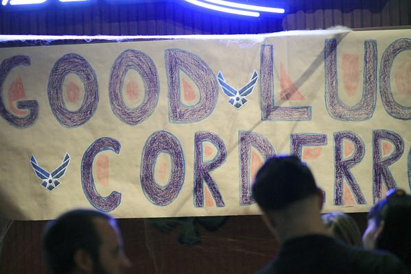 Corderro Going Away Parties 2011