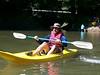 Seth and his kayak