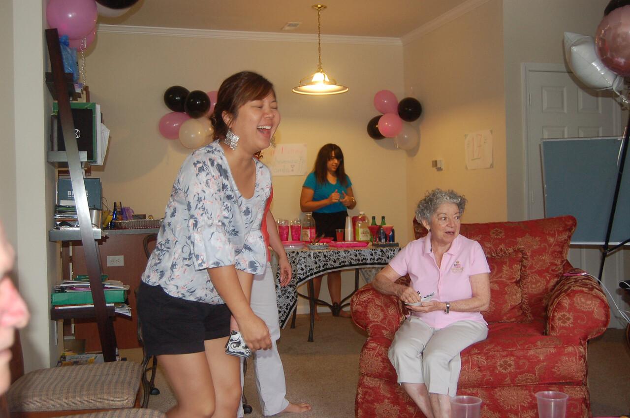 July 20 - Camila da Costa's Birthday Party