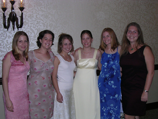 Courtney Wedding 6/14/03