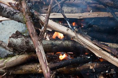 A Little Lunch Fire