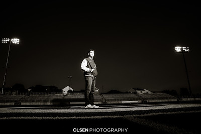 091320 Creed Leathers Senior Photography Session Nate Olsen / Olsen Photography Gretna, Nebraska