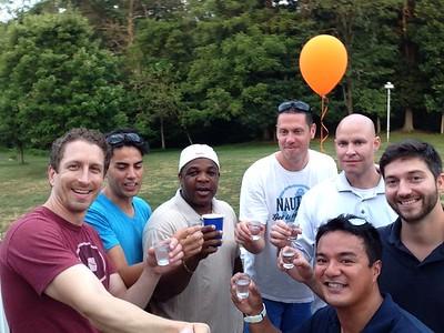 Creighton B-Day Party Aug 2015