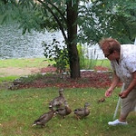 Crystal Pond - Aug. 5, 2012