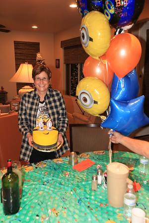 Cynthia's 60th Bday