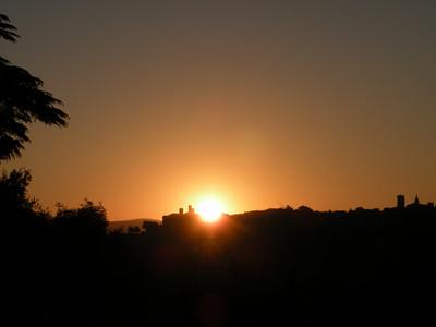 Orvieto - sunrise 028