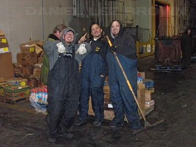 The perishable dayshift loitering team.