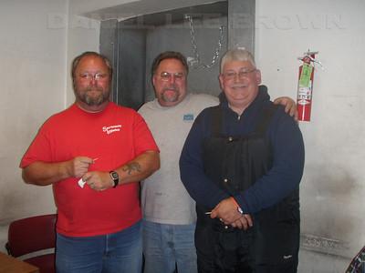Gary, Dale and Ernie.