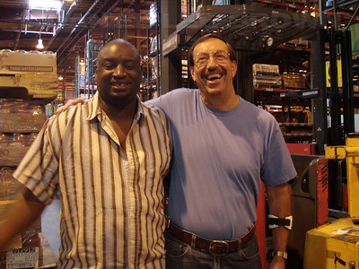 The two best workers to ever be employed anywhere! Willie and Elton. Where's BoBo?