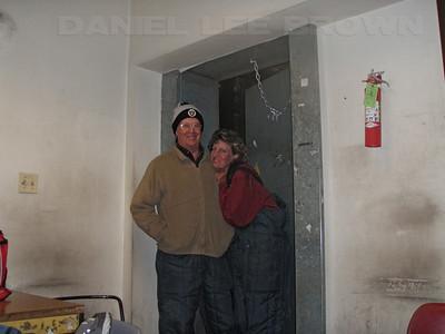 Ronnie and Linda