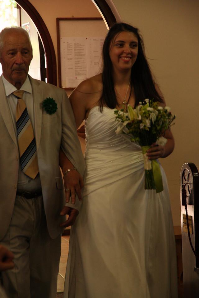 Ilda & her dad.