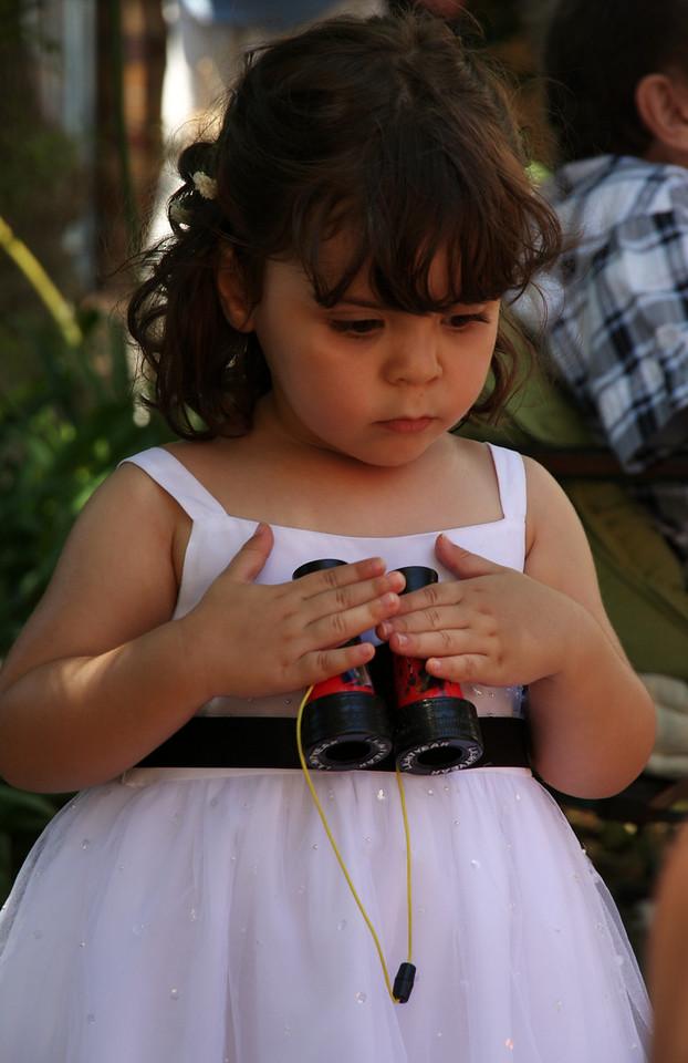 Jessie, Ilda's niece.
