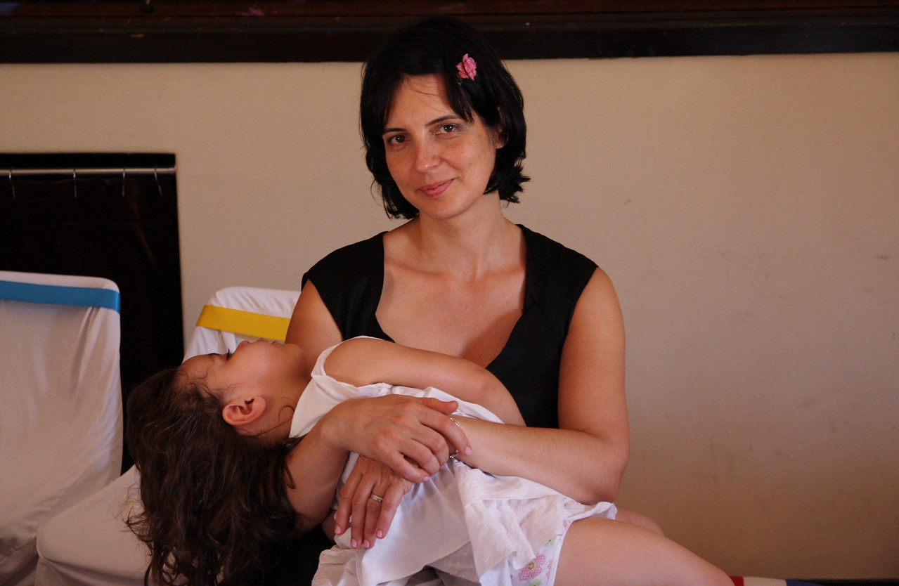 Ilda's sister Isabel and her daughter Jessie. Isabel took me to Kirstenbosch Botanical Garden, along with their aunt Sister Teresa, who only speaks Portuguese.