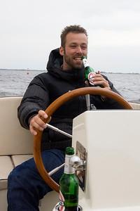 Boat Trip to Sloten Jachthaven