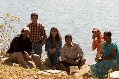 Kannada sangha...with an AP neighbr! :)