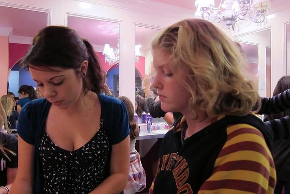 Daniella's Birthday 2011