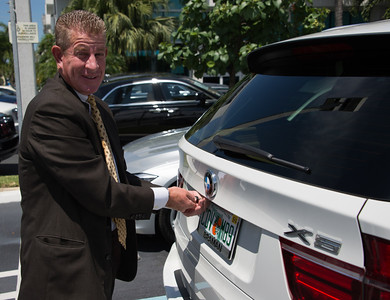 Michael Scharmer continues to prove why has sold BMW's for 18 years.