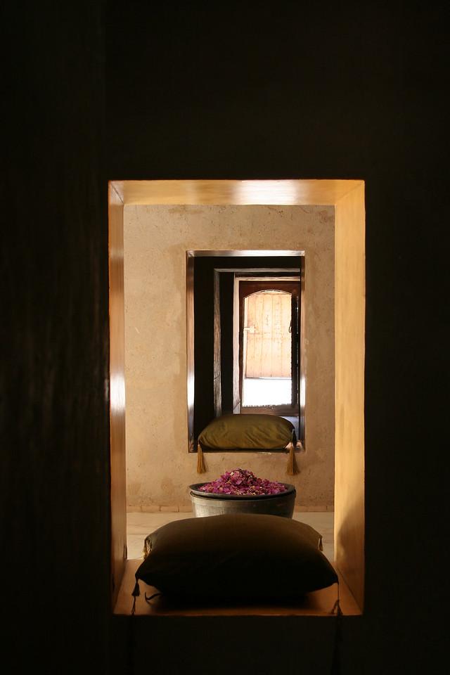 kasbah interior