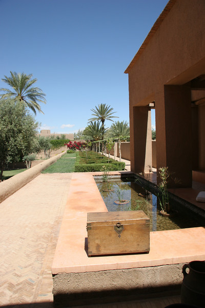 view from kasbah
