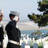 Memorial Hand Salute