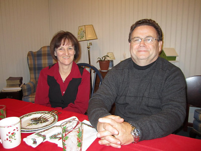 David and Beverley Clyde