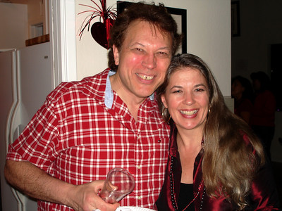David and Bonnie's Valentine's Day Party