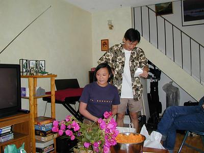 David and Kristine Housewarming