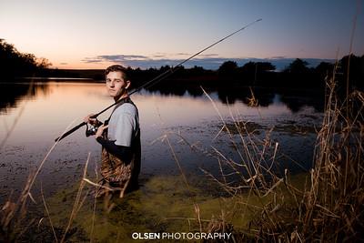 102319 Dawson Radik Senior Photography Olsen Photography Gretna, Nebraska Created By // Nathan Olsen