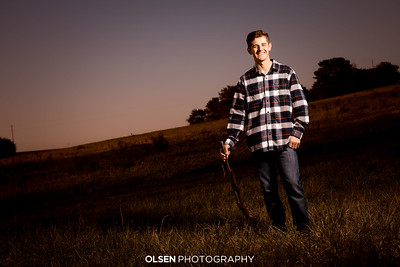 102319 Dawson Radik Senior Photography Olsen Photography Gretna, Nebraska Created By // Nathan Olsen