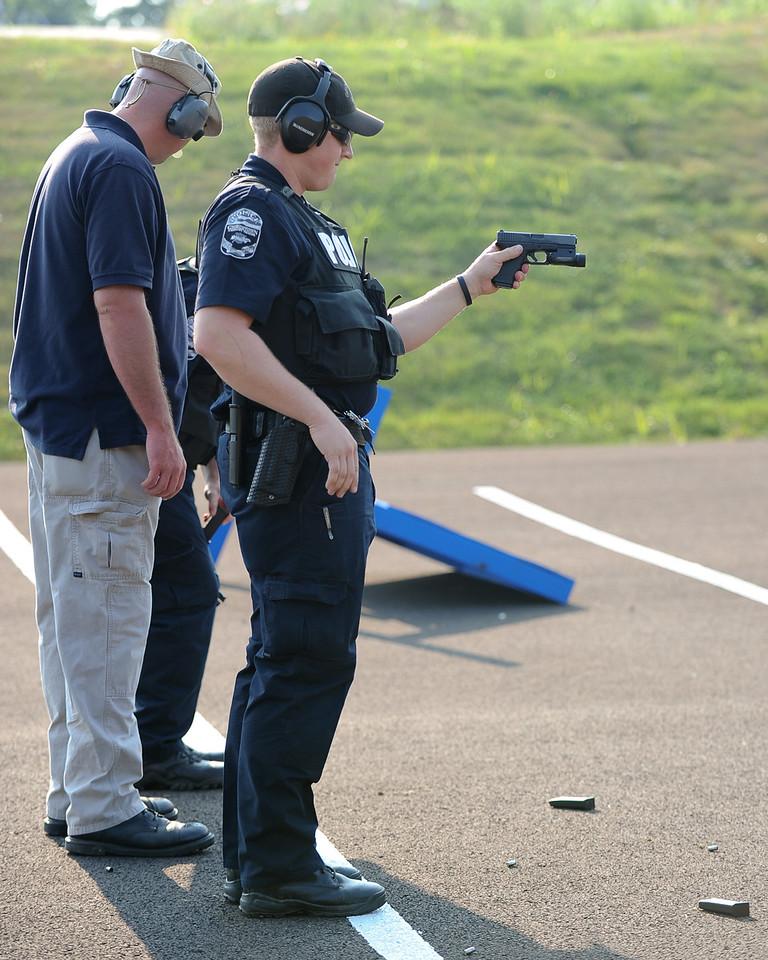 Georgetown Police training