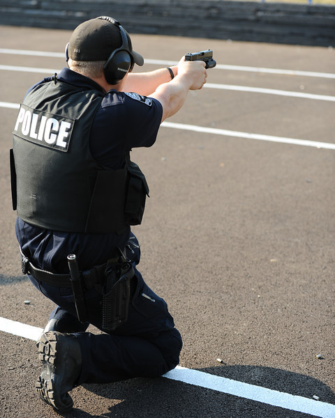 Georgetown Police training