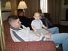 Dayton 3-08--Will, Ethan, Brian & Laure