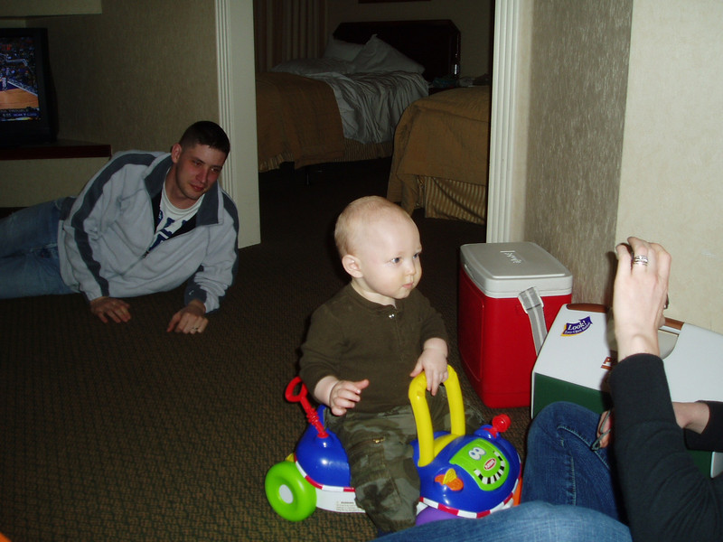 Dayton 3-08--Will, Ethan