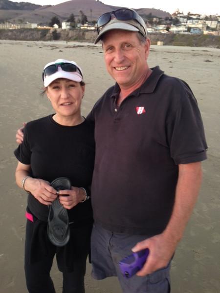 Deb & John